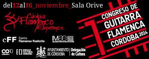 Congreso de Guitarra Flamenca de Córdoba