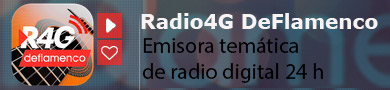 Escucha Radio4G DeFlamenco - Radio digital 24h
