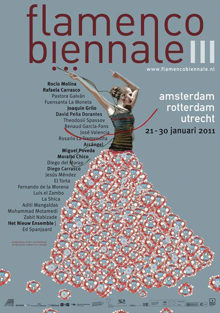 Iii flamenco bi nnale flamenco nederland revista for Lantaren venster rotterdam agenda