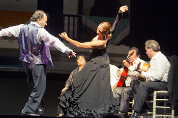 Ensayo y Tablao- Bienal de Flamenco