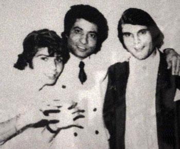 Camarón con Juan Maya Marote y El Turronero