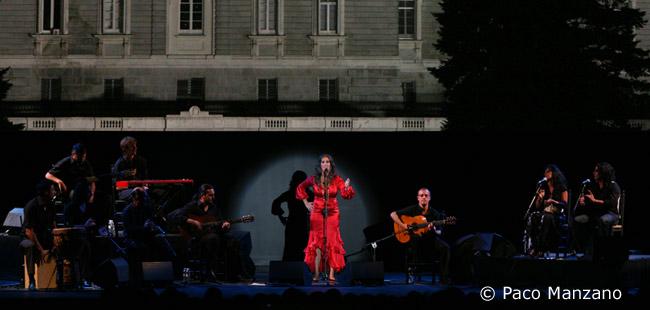 Argentina en concierto jardines sabatini de madrid for Jardines de sabatini conciertos 2017