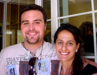 Mercedes Ruiz / Santiago Lara - mercedessanti