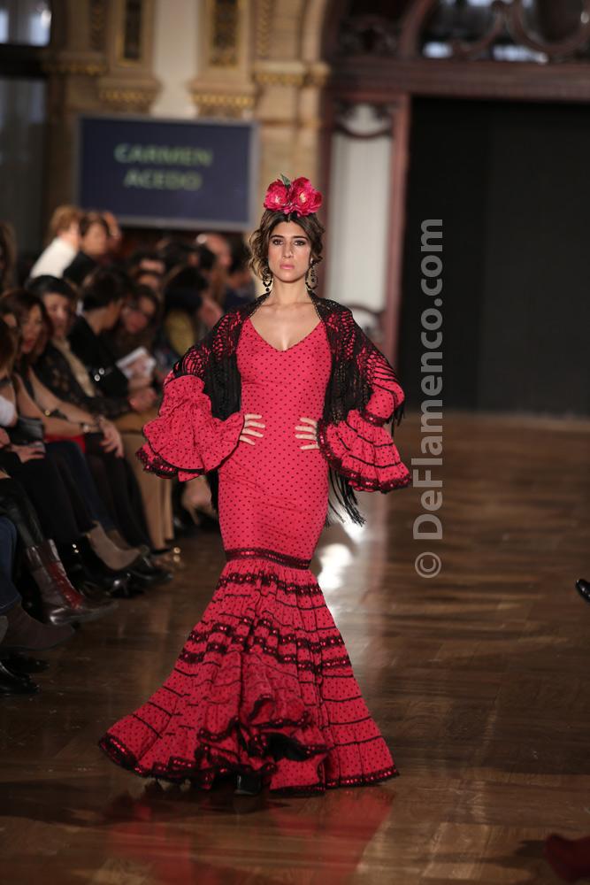 Fotografías Moda Flamenca - We Love Flamenco 2014 - Carmen ...