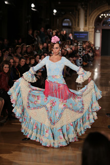 Trajes de Flamenca - We Love Flamenco 2014 - Moda Flamenca