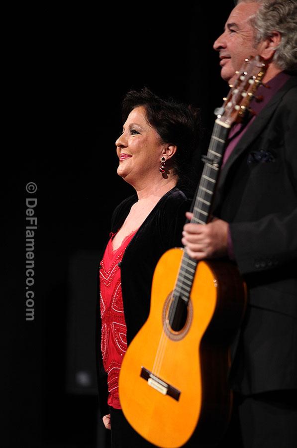 Carmen Linares & Paco Cortés