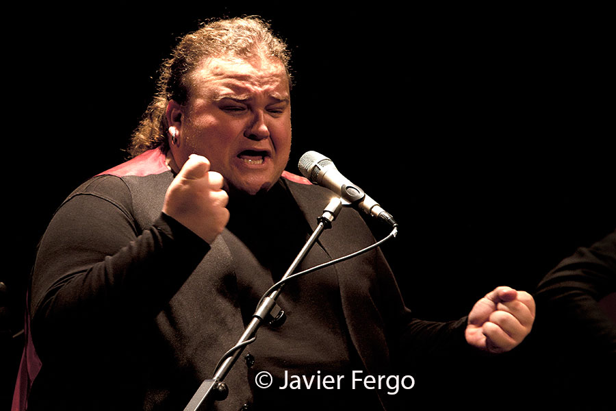 Ezequiel Benitez - foto: Javier Fergo