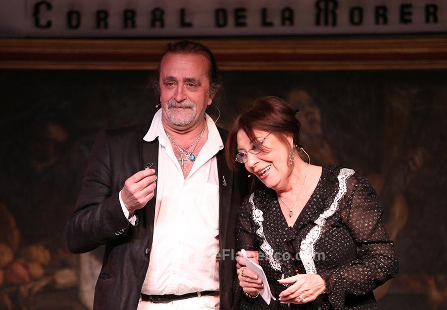 Juan Verdú & Blanca del Rey clausúran Suma Flamenca