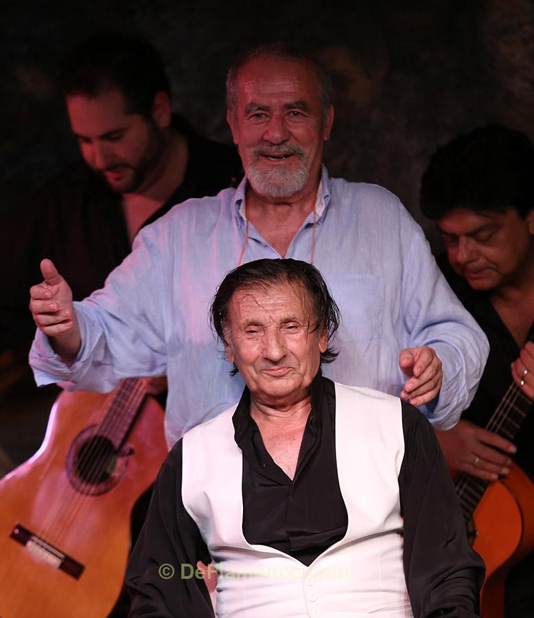 Carrete de Málaga & José Luis Ortiz Nuevo
