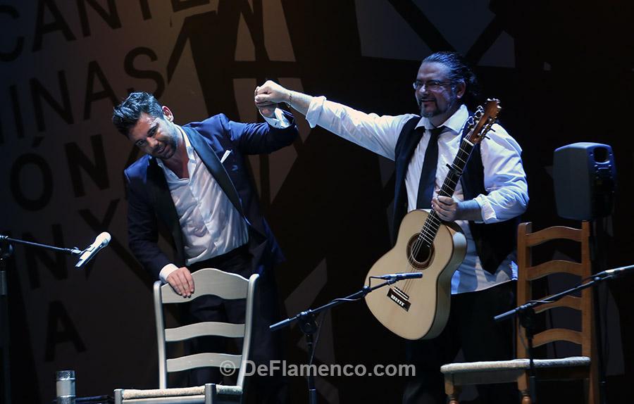 Miguel Poveda & Juan Ramón Caro