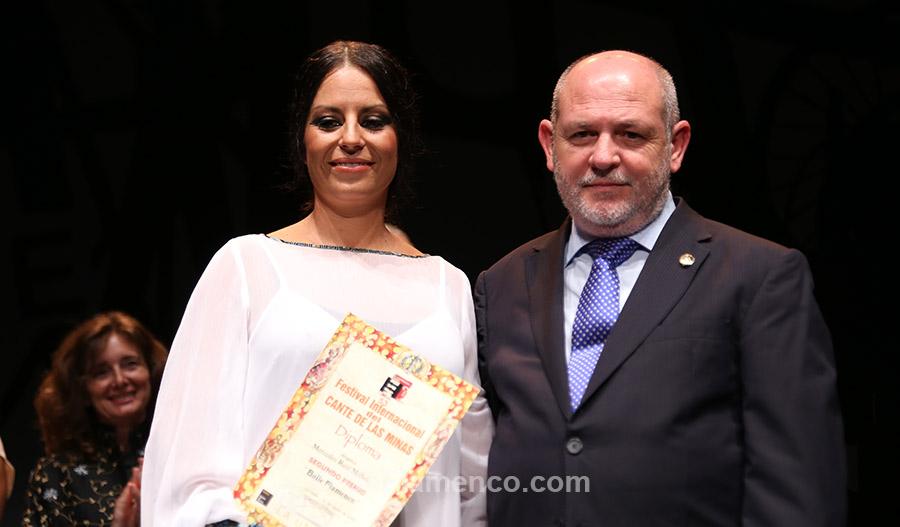 Mercedes de Córdoba - 2º Premio Baile