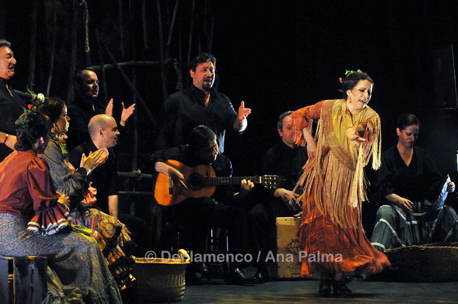 Eva Yerbabuena - Festival de Jerez