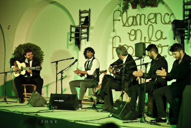 Flamenco en la Frontera