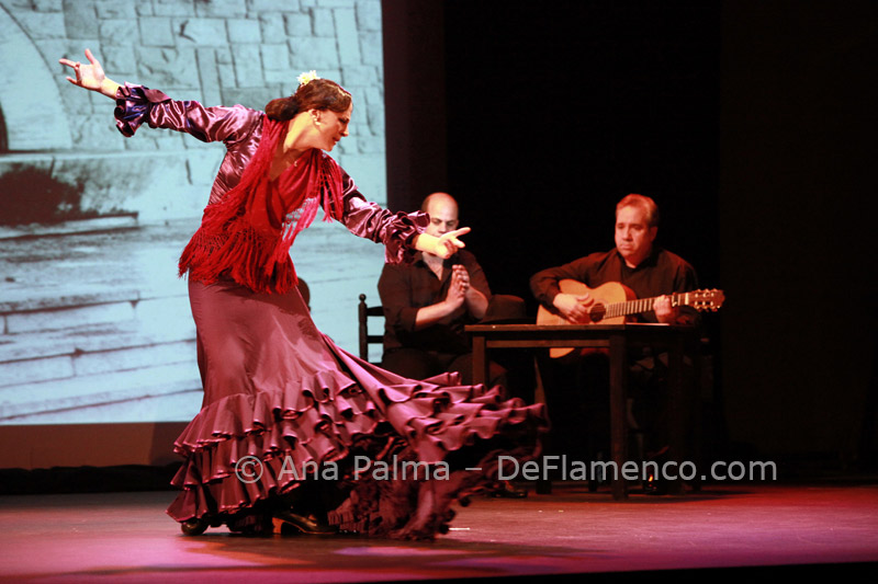 Carmen Amaya 100 años  y 1 dia - Festival de Jerez