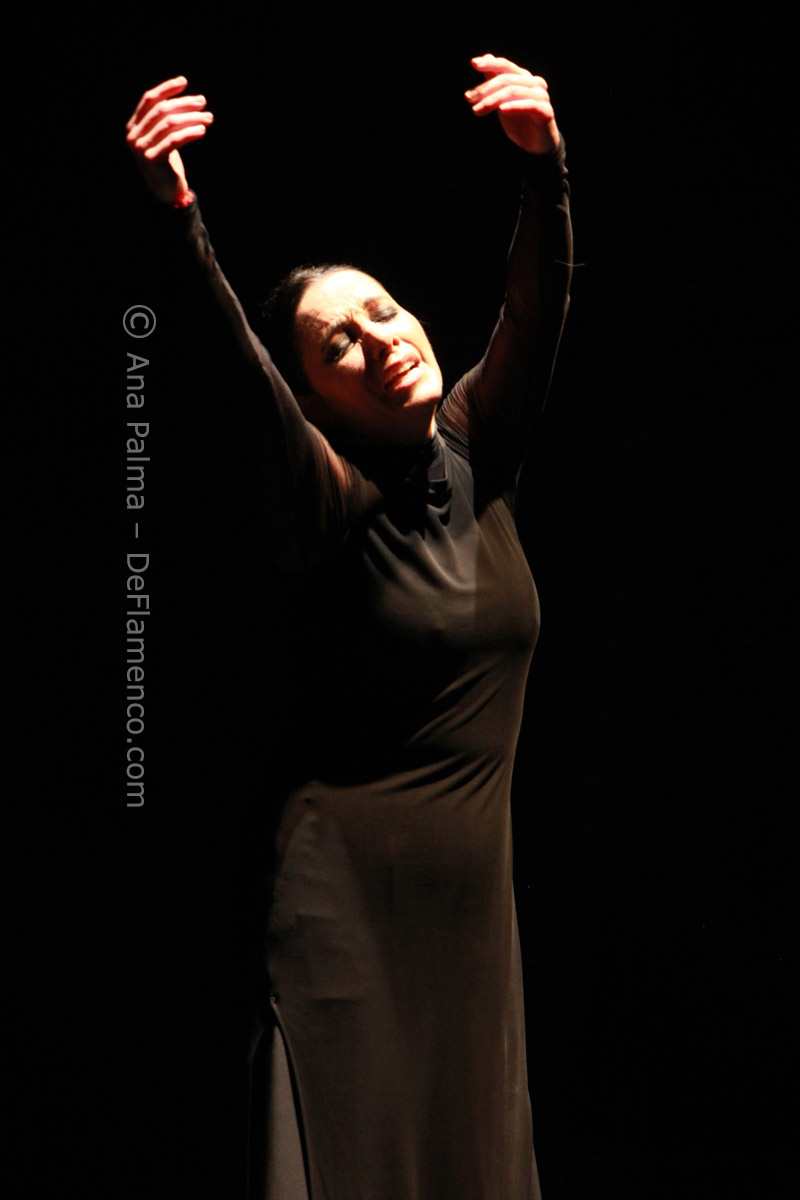 Eva Yerbabuena -Ay! Festival de Jerez
