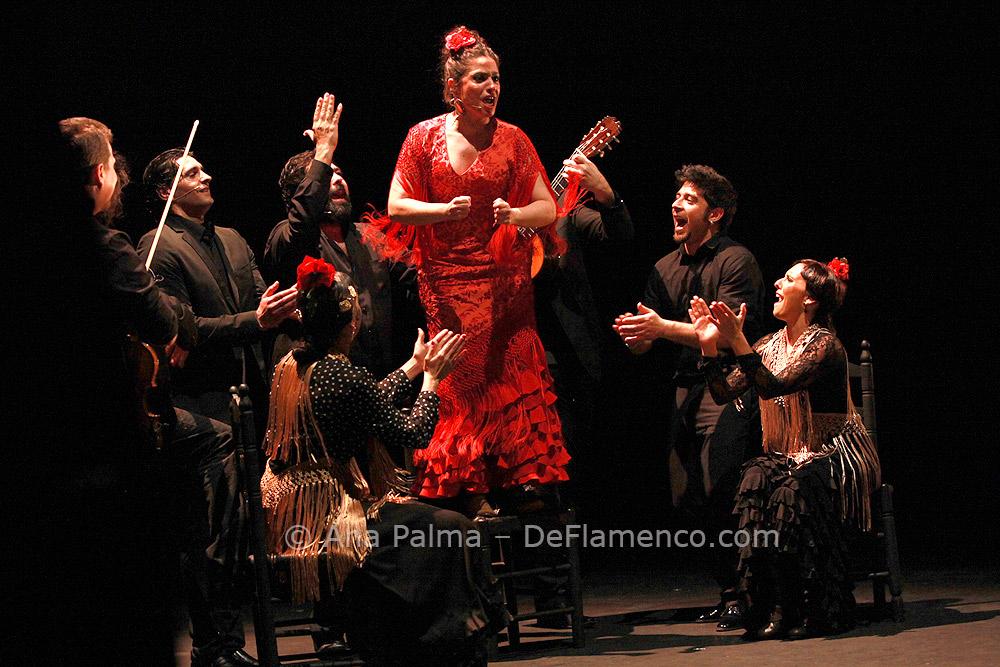 Gala Flamenca - Rocío Bazán
