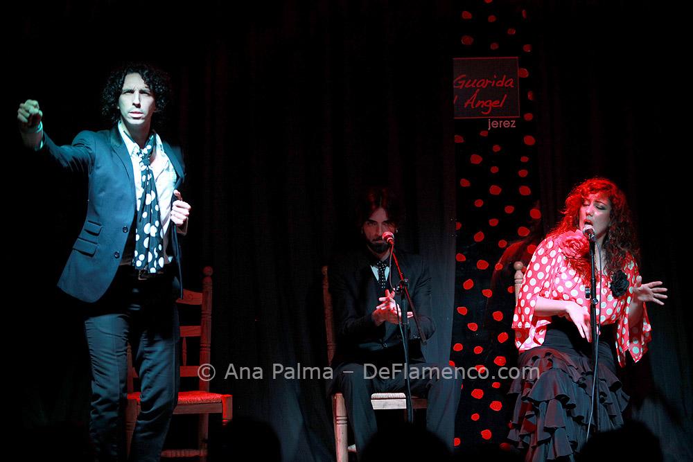 Extra Jerez - Raúl Ortega & Sara Salado - Guarida del Ángel