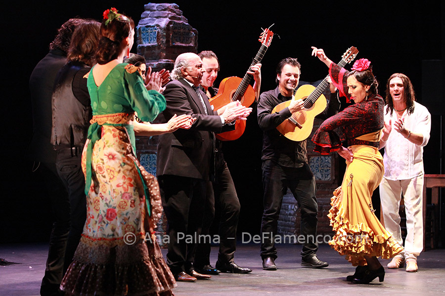 Domingo Ortega - Festival de Jerez