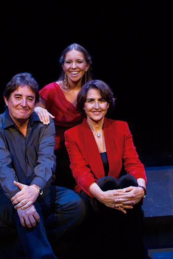 Flamenco in veranos de la villa jardines de sabatini for Jardines sabatini conciertos