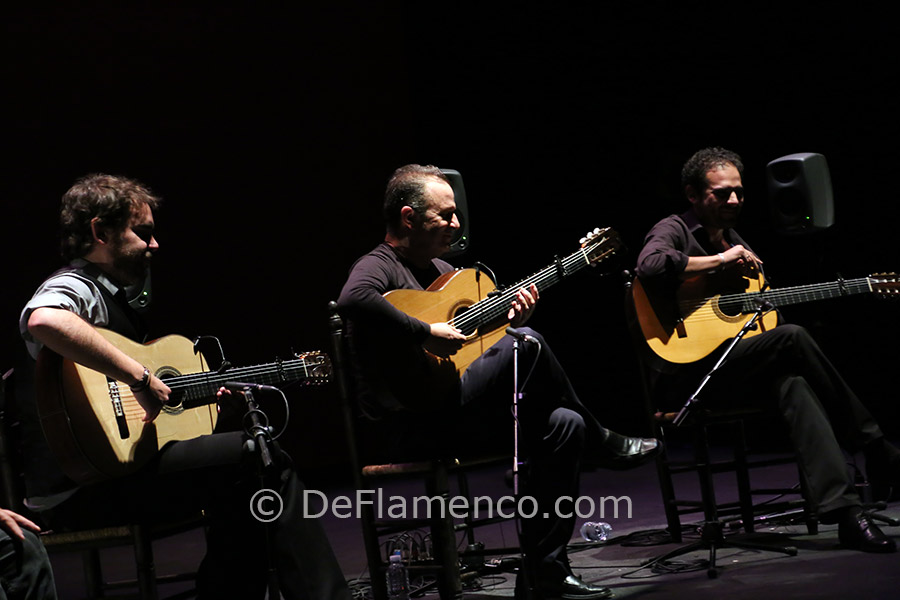 Gerardo Núñez & Diego del Morao & Dani de Morón