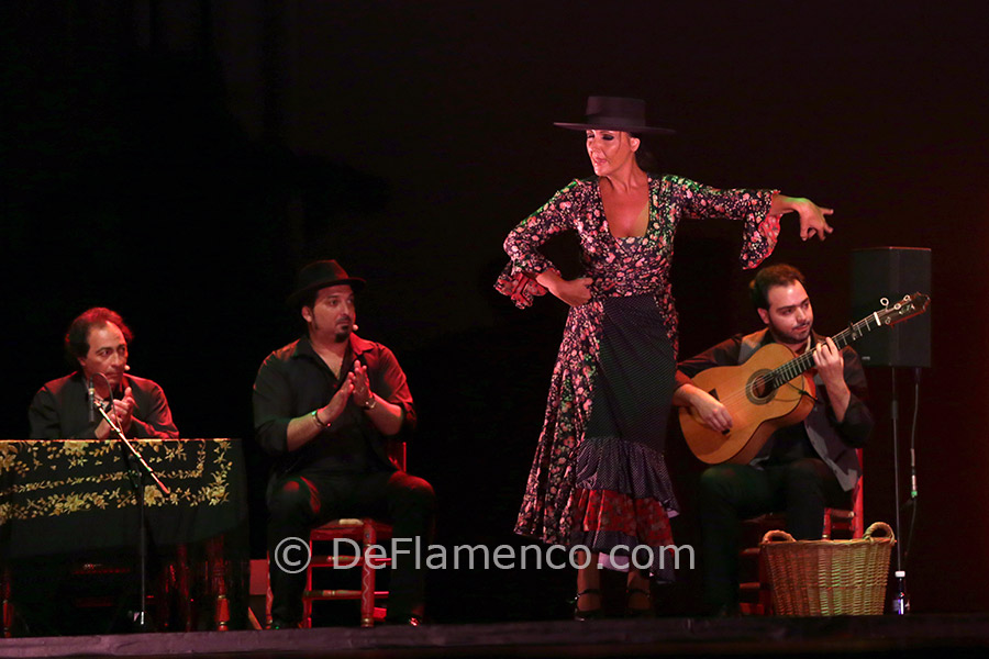 Carmen Amaya en la Memoria