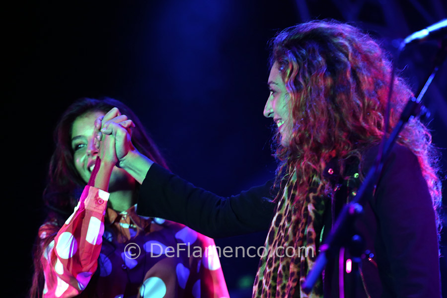 Solea Morente & Estrella Morente