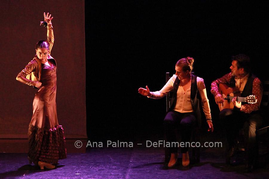 Sara Calero - Festival de Jerez