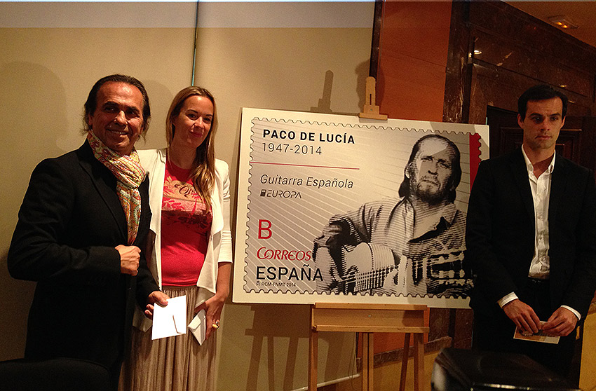 Paco de Lucía - Sello