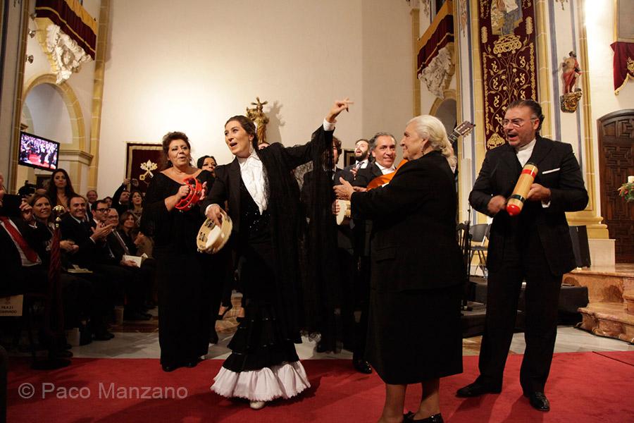 Misa Flamenca  Estrella Morente UCAM