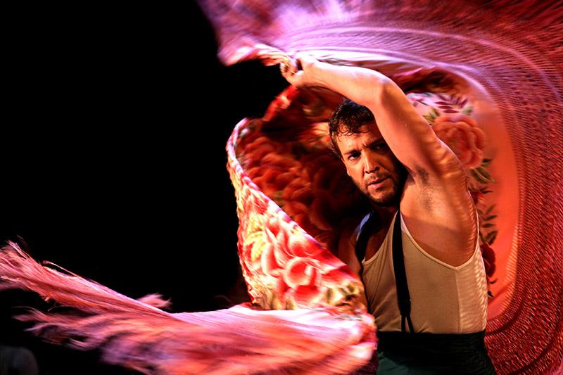 Manuel Liñán - Bienal de Flamenco