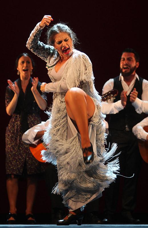 Pastora Galván - Bienal de Flamenco