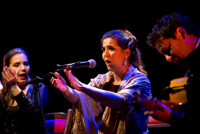 Flamencas de Extremadura