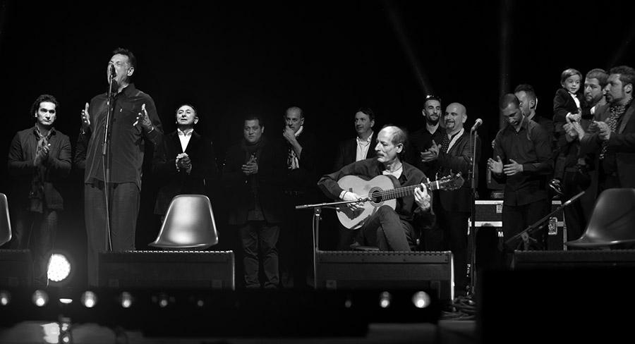 Familias Gitanas - foto: Jean Louis Duzert
