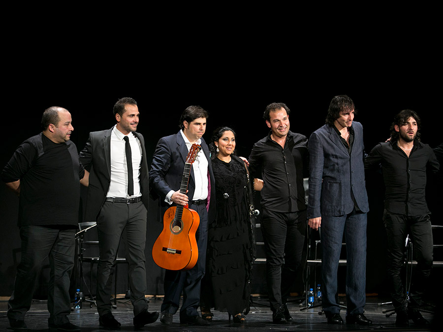 Manuel Valencia grupo