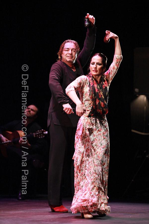 Mercedes Ruiz & Antonio Canales - Festival de Jerez