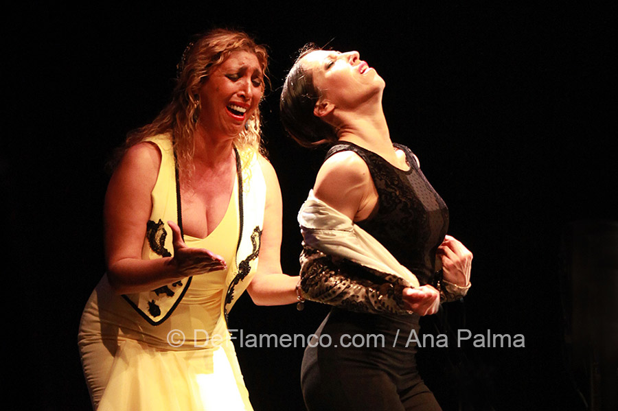Esperanza Fernández & Ana Morales - Festival de Jerez