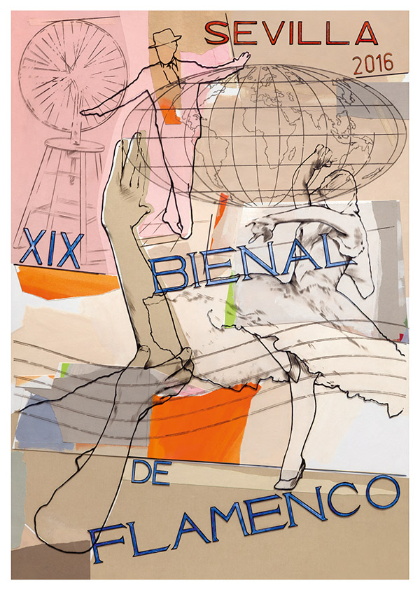 La Bienal 2016. Ricardo Cadenas
