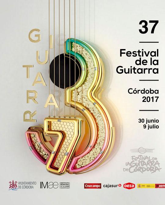Festival de la Guitarra de Córdoba 2017