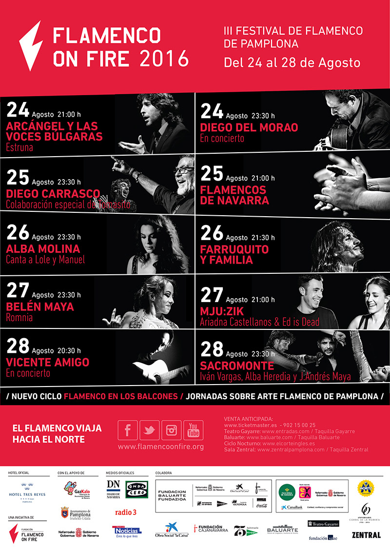 Flamenco on Fire 2016