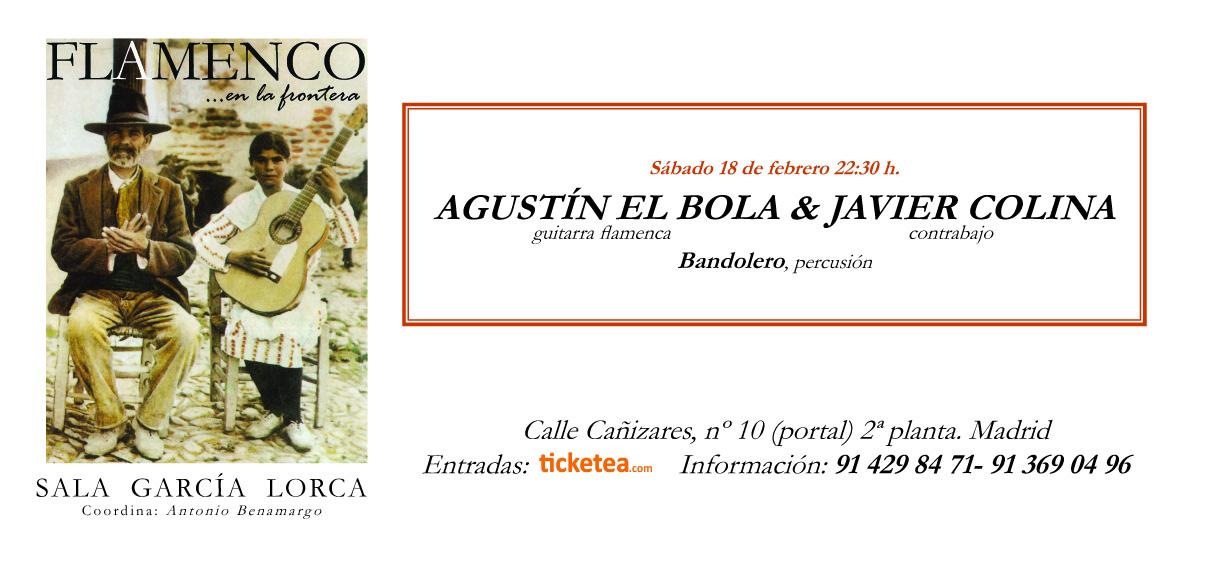 Javier Colina & El Bola