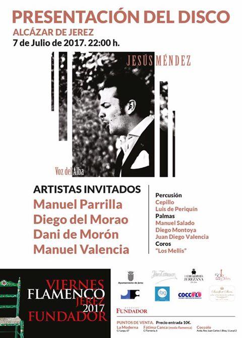 Jesús Méndez - La voz del alba