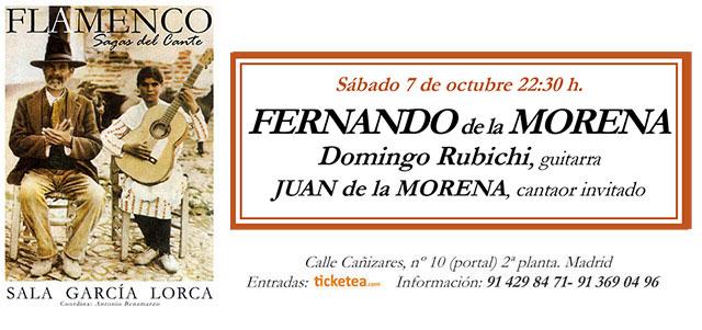 Fernando de la Morena - Sagas