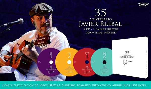Javier Ruibal - 35 años