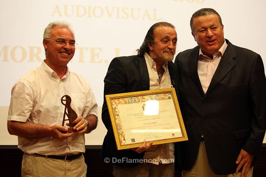 Telemadrid - Juan Verdú