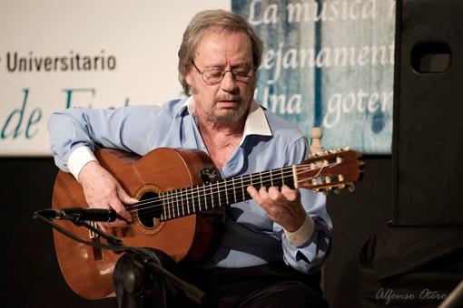 Serranito en concierto