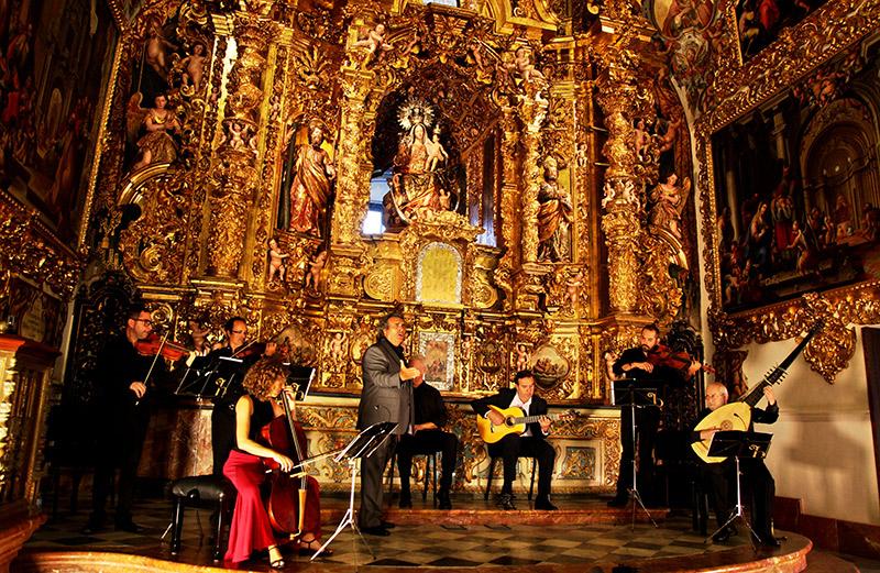Flamenco Sacro - José de la Tomasa