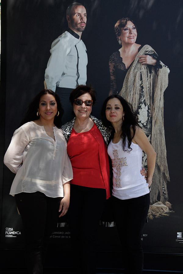 Blanca del Rey, La Moneta, Olga Pericet
