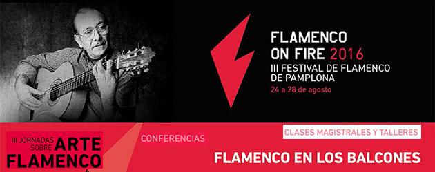 Diario (previo) de un Festival Flamenco on Fire