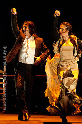 Farruquito & Karime Amaya