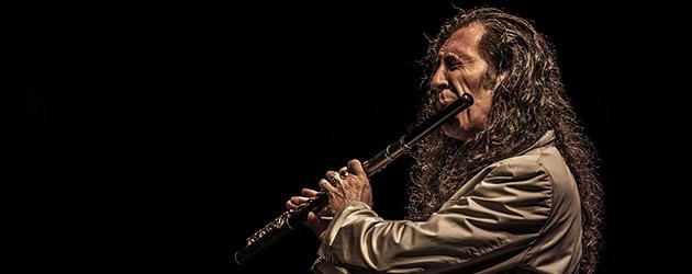 Jorge Pardo - Flamenco on Fire